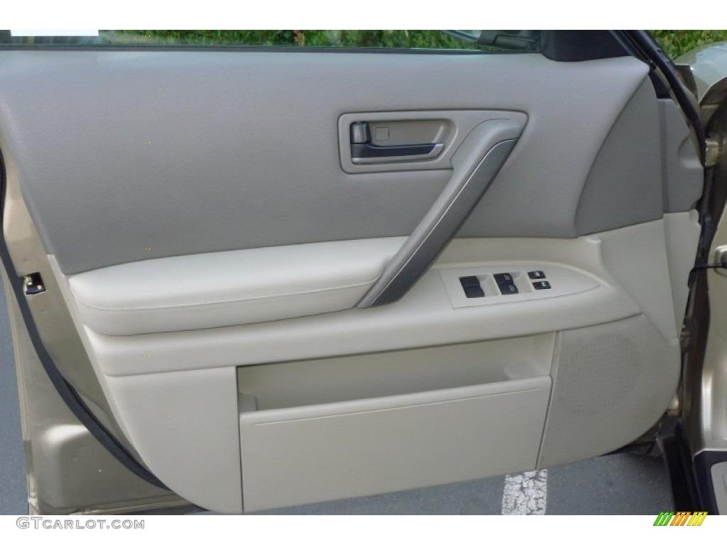 2005 infiniti fx rear door interior repair 2005 infiniti fx35 motoexotica classic car sales. Black Bedroom Furniture Sets. Home Design Ideas