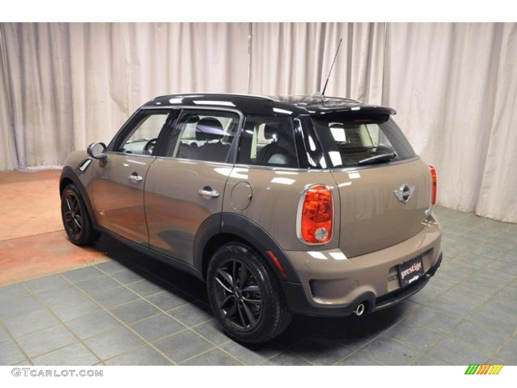 2012 light coffee mini cooper s countryman all4 awd 71274844 photo 3 car. Black Bedroom Furniture Sets. Home Design Ideas