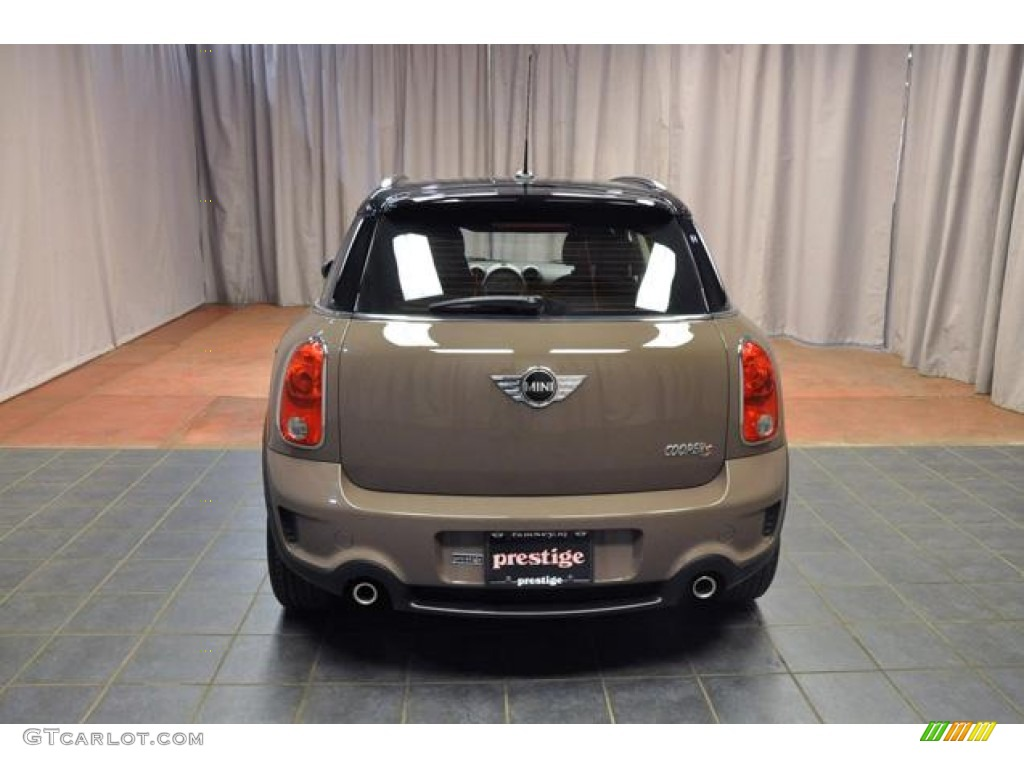 2012 light coffee mini cooper s countryman all4 awd 71274844 photo 5 car. Black Bedroom Furniture Sets. Home Design Ideas