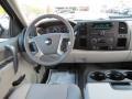 2012 Summit White Chevrolet Silverado 1500 LT Crew Cab  photo #13