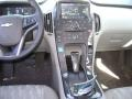 Pebble Beige/Dark Accents Controls Photo for 2013 Chevrolet Volt #71318155