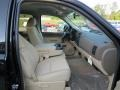 2013 Black Chevrolet Silverado 1500 LT Crew Cab  photo #12