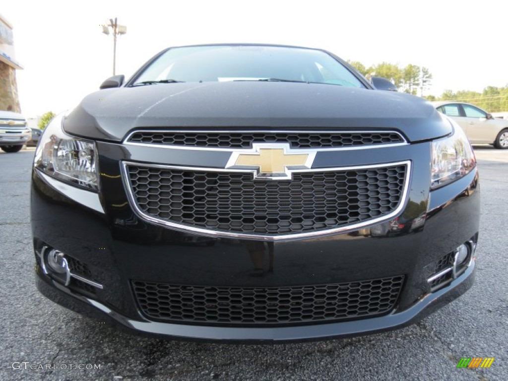 Black Granite Metallic 2013 Chevrolet Cruze Lt Rs Exterior Photo 71318707