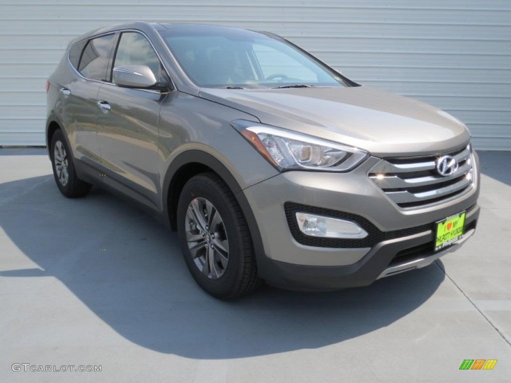 2013 Mineral Gray Hyundai Santa Fe Sport 71275115
