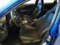 STi Black Alcantara/Carbon Black Interior Photo for 2013 Subaru Impreza #71329532