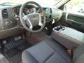 2013 Silver Ice Metallic Chevrolet Silverado 1500 LT Extended Cab  photo #25