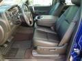 2013 Blue Topaz Metallic Chevrolet Silverado 1500 LT Crew Cab 4x4  photo #8