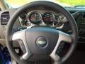 2013 Blue Topaz Metallic Chevrolet Silverado 1500 LT Crew Cab 4x4  photo #13