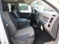 2012 Bright White Dodge Ram 1500 Express Quad Cab  photo #13