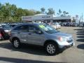 2009 Glacier Blue Metallic Honda CR-V EX 4WD  photo #1