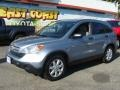 2009 Glacier Blue Metallic Honda CR-V EX 4WD  photo #3