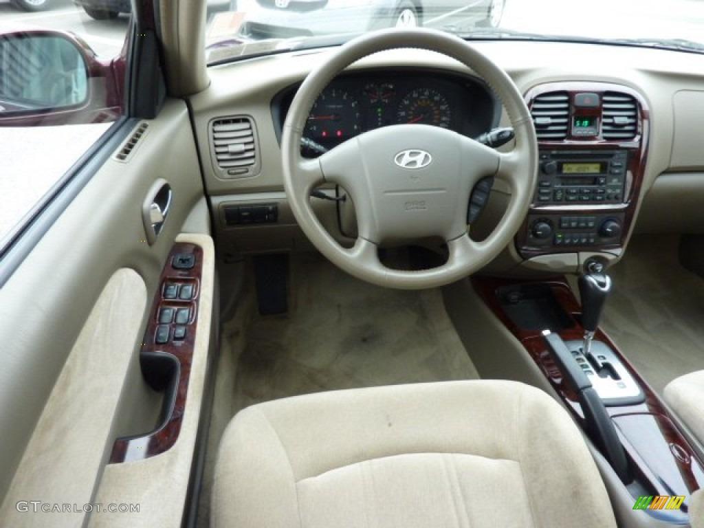 2005 Hyundai Sonata Gls V6 Dashboard Photos Gtcarlot Com