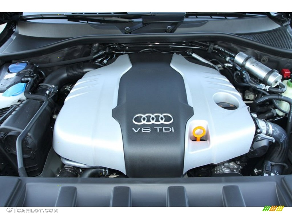 2013 audi q7 tdi engine oil 16