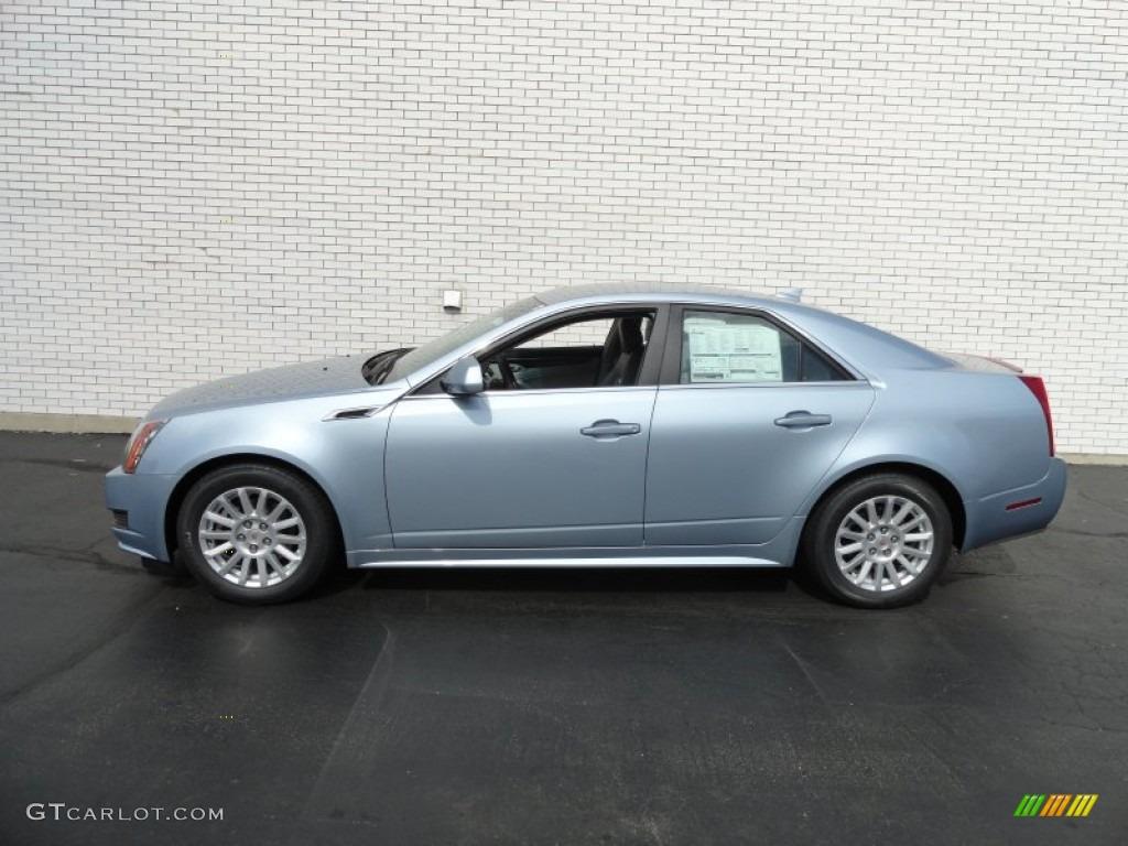 Cadillac CTS 2013 Glacier Blue