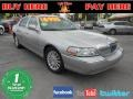 Silver Birch Metallic 2004 Lincoln Town Car Signature