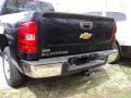 2011 Imperial Blue Metallic Chevrolet Silverado 1500 Extended Cab  photo #4