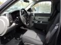 2011 Imperial Blue Metallic Chevrolet Silverado 1500 Extended Cab  photo #7
