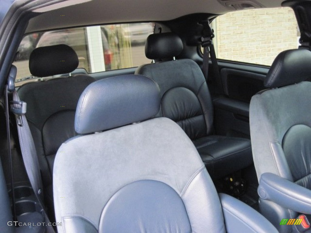 2001 Chrysler Town Country Limited Awd Interior Color Photos
