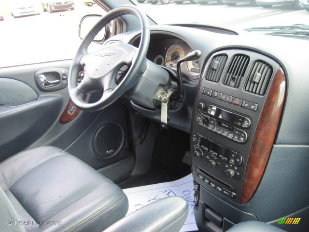 2001 chrysler town country limited awd dashboard photos - 2001 chrysler town and country interior ...