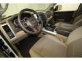 Light Pebble Beige/Bark Brown 2010 Dodge Ram 1500 Interiors