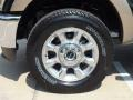 2012 Green Gem Metallic Ford F250 Super Duty Lariat Crew Cab 4x4  photo #27