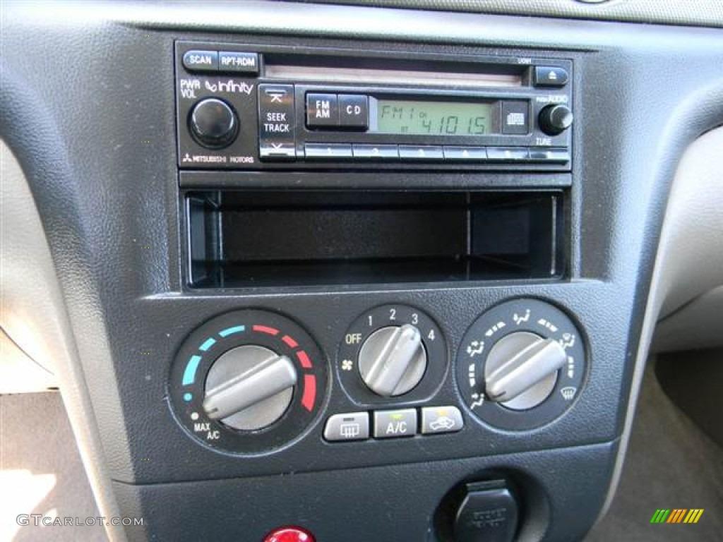 2004 Mitsubishi Outlander Xls Controls Photo 71400538 Gtcarlot Com