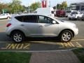 2010 Brilliant Silver Metallic Nissan Murano S AWD  photo #7