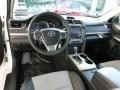 Black/Ash 2012 Toyota Camry Interiors