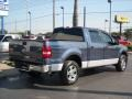 Medium Wedgewood Blue Metallic - F150 XLT SuperCrew Photo No. 3