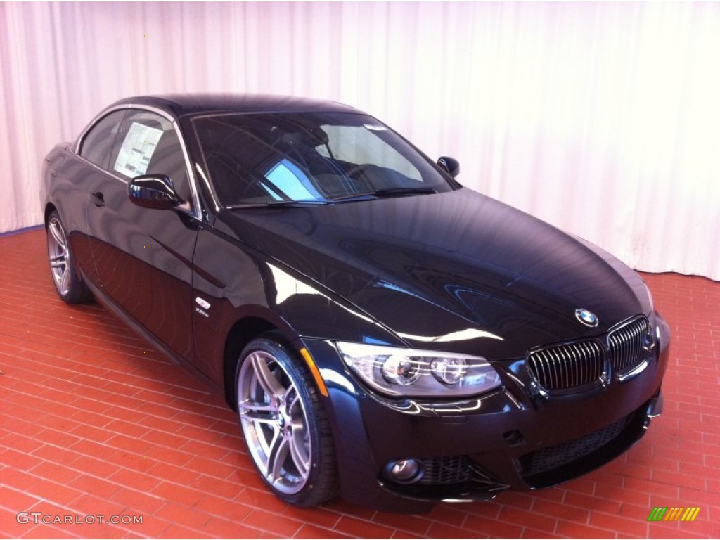 2013 black sapphire metallic bmw 3 series 335is. Black Bedroom Furniture Sets. Home Design Ideas