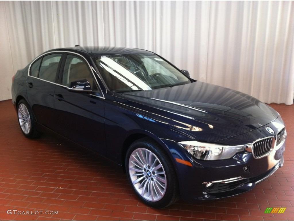 2013 Imperial Blue Metallic BMW 3 Series 328i xDrive Sedan