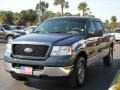 Medium Wedgewood Blue Metallic - F150 XLT SuperCrew Photo No. 7