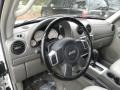 Taupe Steering Wheel Photo for 2002 Jeep Liberty #71406787