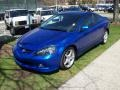 2006 Vivid Blue Pearl Acura RSX Type S Sports Coupe  photo #3