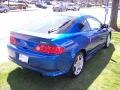 2006 Vivid Blue Pearl Acura RSX Type S Sports Coupe  photo #6