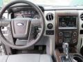 Dashboard of 2013 F150 Lariat SuperCrew 4x4