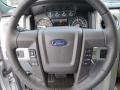 2013 F150 Lariat SuperCrew 4x4 Steering Wheel