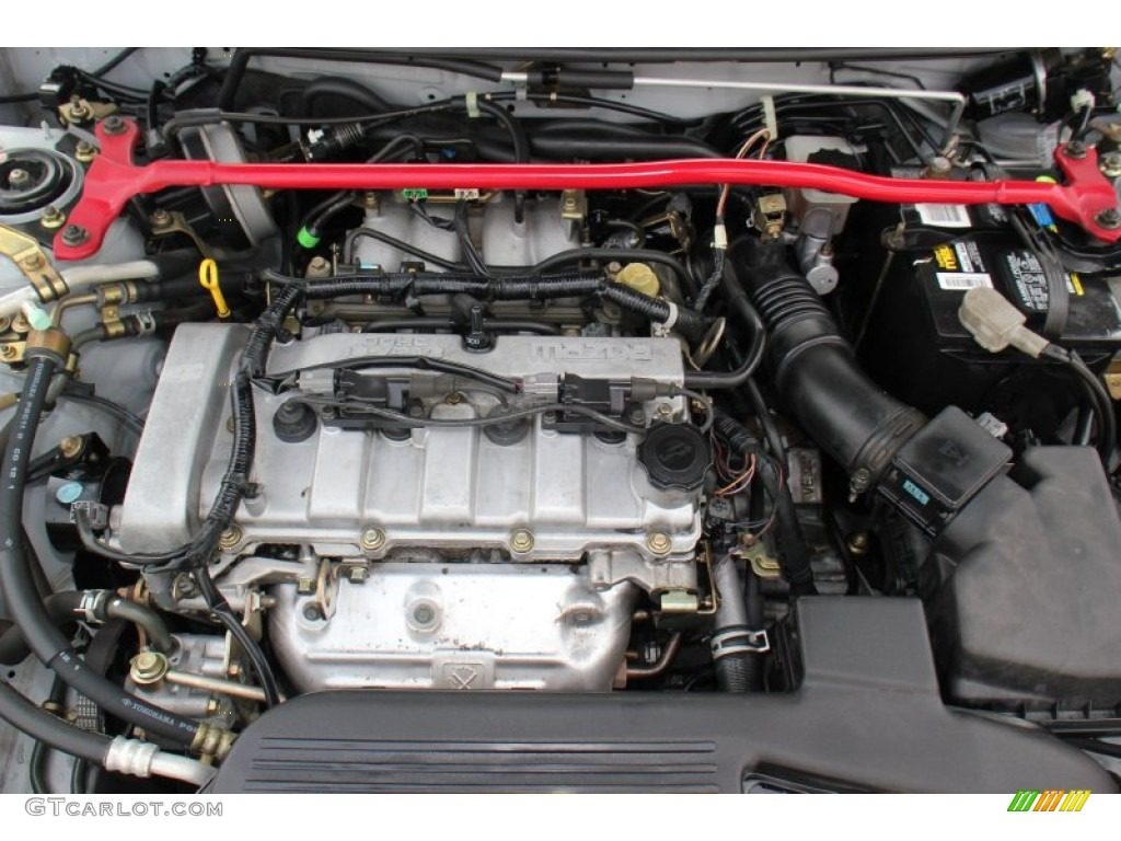 2003 mazda protege 5 wagon 2 0 liter dohc 16 valve 4. Black Bedroom Furniture Sets. Home Design Ideas