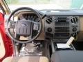 2012 Vermillion Red Ford F250 Super Duty XLT Crew Cab 4x4  photo #26