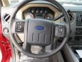 Adobe Steering Wheel Photo for 2012 Ford F250 Super Duty #71417125