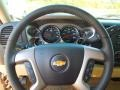 2013 Mocha Steel Metallic Chevrolet Silverado 1500 LT Extended Cab  photo #12