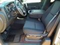 2013 Silver Ice Metallic Chevrolet Silverado 1500 LT Extended Cab  photo #8