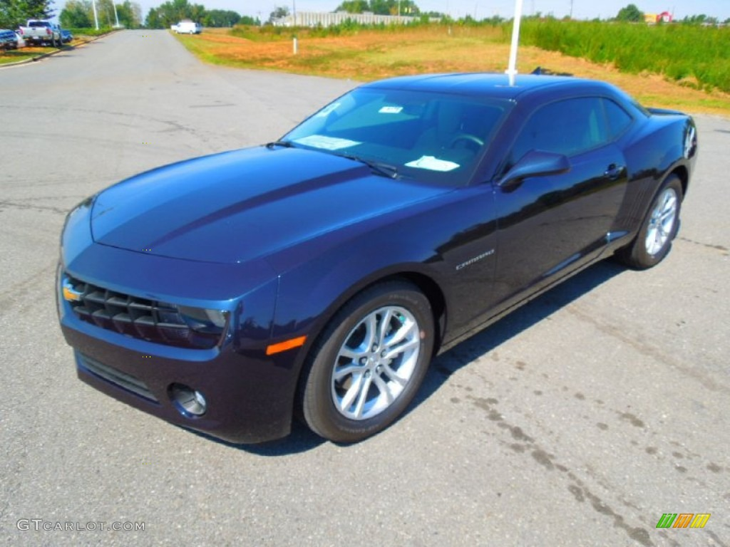 2013 blue ray metallic chevrolet camaro lt coupe 71384025. Black Bedroom Furniture Sets. Home Design Ideas