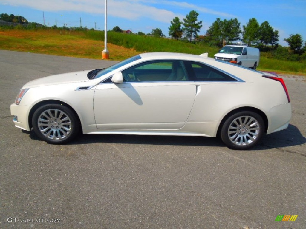 White diamond tricoat 2013 cadillac cts coupe exterior photo 71428718 gtcarlot com