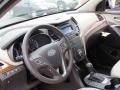 Beige Dashboard Photo for 2013 Hyundai Santa Fe #71429171
