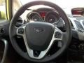 2013 Lime Squeeze Ford Fiesta SE Hatchback  photo #25