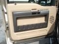2012 Pale Adobe Metallic Ford F250 Super Duty XLT Crew Cab 4x4  photo #12