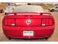 2006 Redfire Metallic Ford Mustang GT Premium Coupe  photo #4