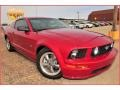 2006 Redfire Metallic Ford Mustang GT Premium Coupe  photo #8