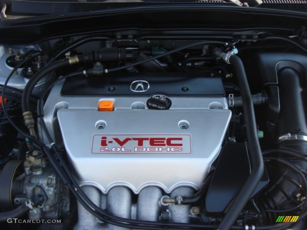 Acura RSX Type S Sports Coupe Engine Photos GTCarLotcom - Acura rsx type s engine